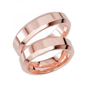 Schalins Förlovningsring Sign Of Love SR1056 18K RoséRoséguld  - Jewelrybox.se