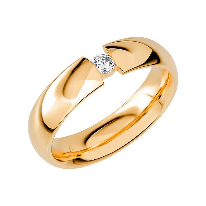 Schalins Vigselring Sign Of Love SR2013 18K Guld 0