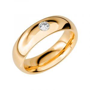 Schalins Vigselring Sign Of Love SR2049 18K Guld 0