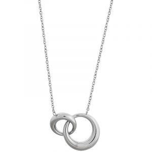 Furo Necklace Long Steel från Edblad