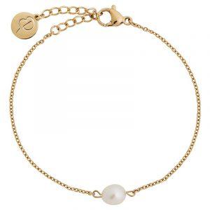 Perla Bracelet Gold från Edblad