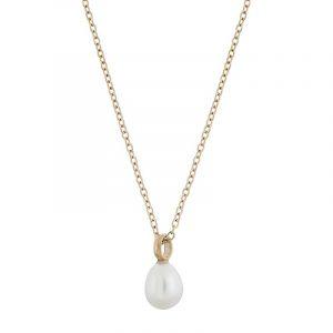 Perla Necklace Gold från Edblad