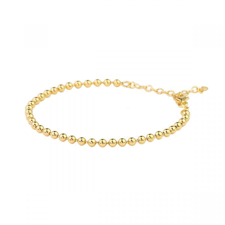 Emma Israelsson Globe Bracelet Gold