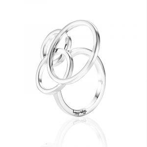 Bubbles Ring från Efva Attling
