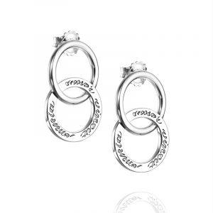 Twosome Earrings XL från Efva Attling