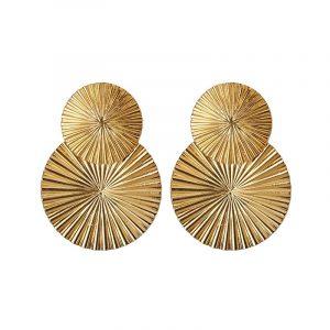 Odessa Earrings Gold från Caroline Svedbom