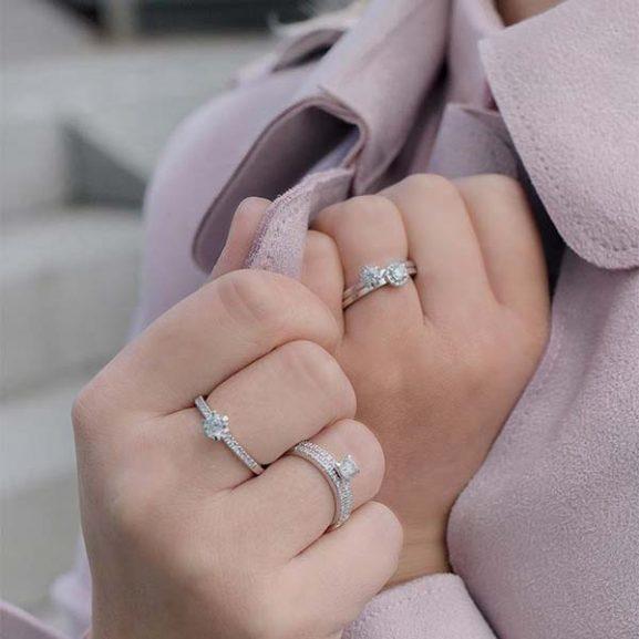 Schalins Ringar, störst på vigsel- och förlovningsringar i Sverige