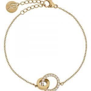 Eternal Orbit Bracelet Gold från Edblad