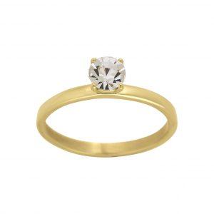 Leonore Ring Gold från Edblad