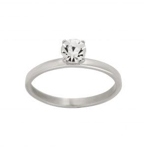 Leonore Ring Steel från Edblad