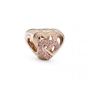 Kärlekens Hjärtan Berlock från PANDORA