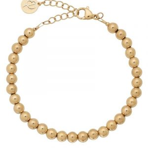 Arbus Bracelet Gold från Edblad