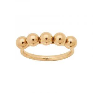 Arbus Ring Gold från Edblad