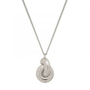 Redondo Necklace Steel från Edblad