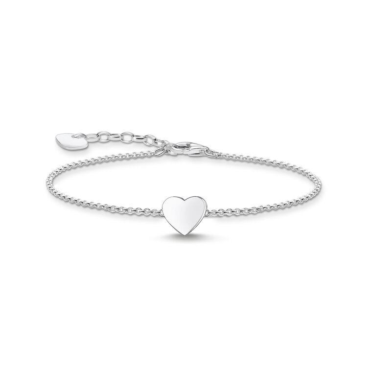 Armband Fäst Hjärta